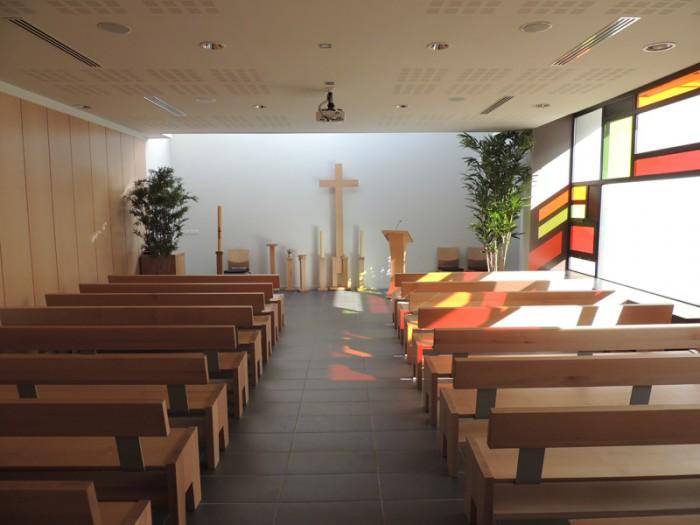 salle de culte du crematorium auxois morvan semur en auxois